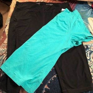 2X DANSKIN TOP & BOTTOM DRI-FIT SELLING TOGETHER
